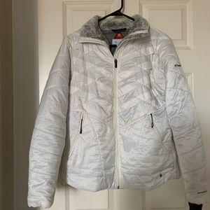 Columbia omniheat winter jacket